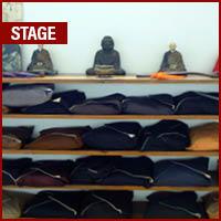 Stage - couture du kesa et du rakusu