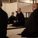 Godo sur le tatami